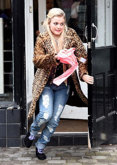 Lucy Fallon as Bethany Platt in a still from 'Coronation Street'