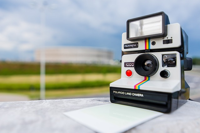 buy a polaroid camera