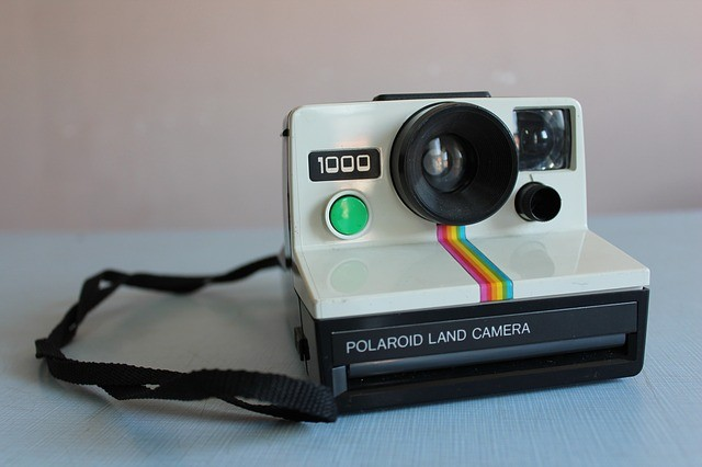 polaroid camera photography technology