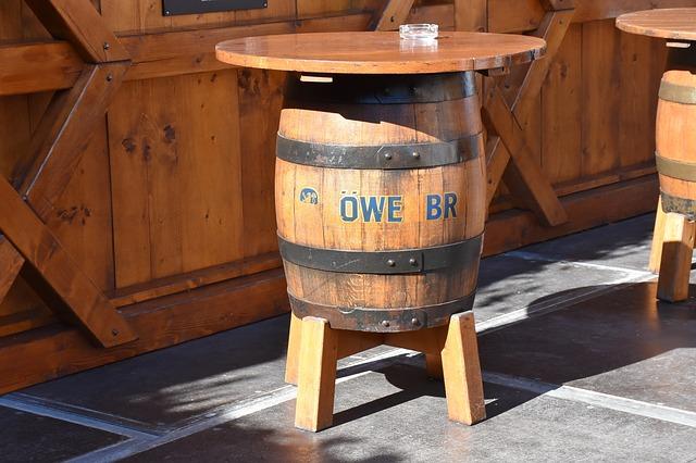 Keg of beer rate estimate