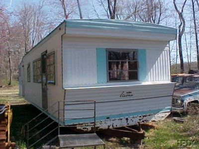 Average mobile homes which were famous 50 years ago which is cheap.