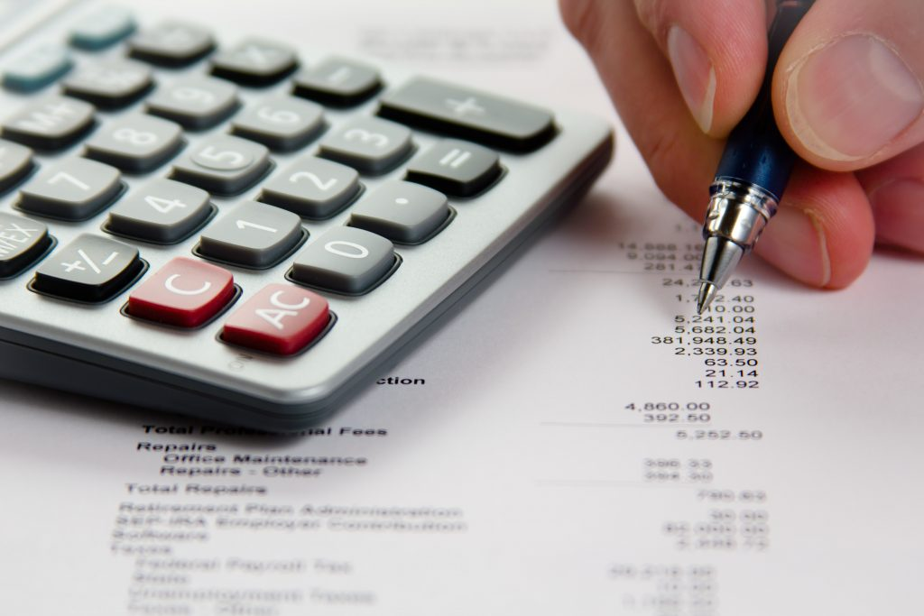 Cost of managing an accountant