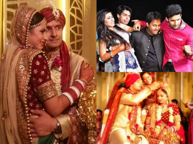Ravi Dubey And Sargun Mehta Wedding Photos Images Pictures Marriage Love Story Al