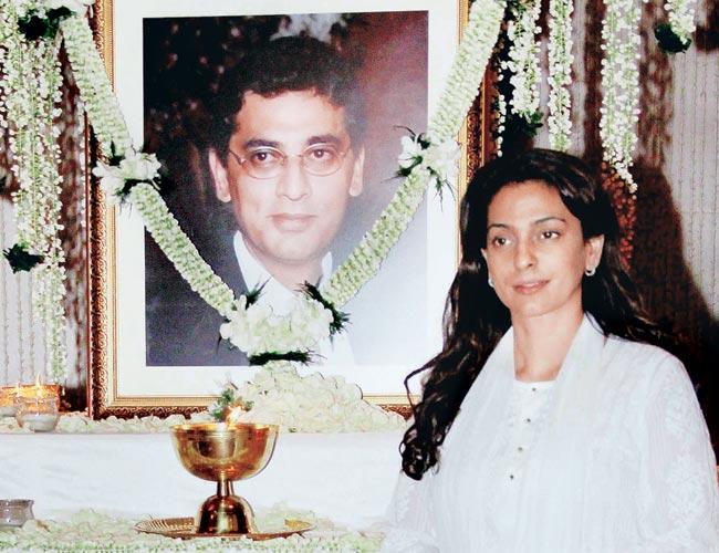 Juhi Chawla Wedding Photos Gallery: Juhi Married With NRI