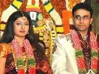 Gayathri Raghuram Wedding Husband Deepak Photos New Boyfriend Name 3