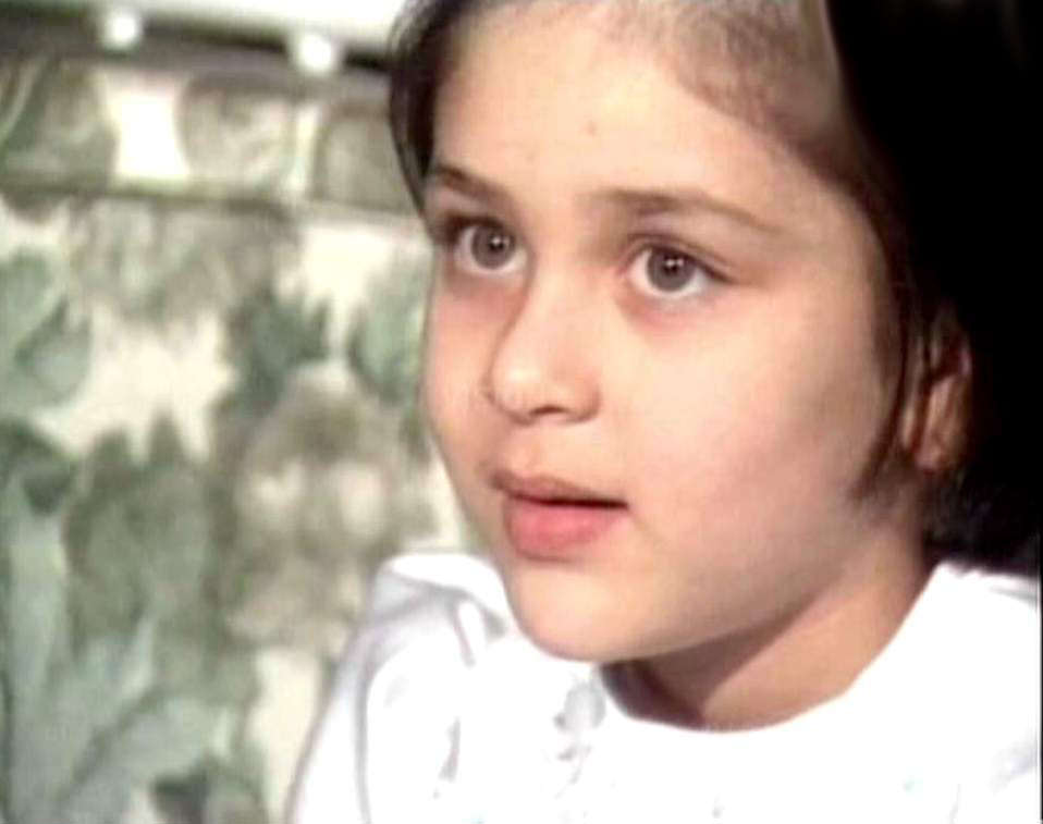 Kareena Kapoor Childhood Photos