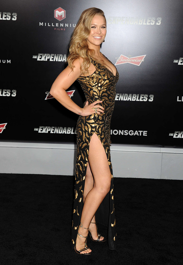 Ronda-Rousey--The-Expendables-3-LA-Premiere--32