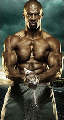 Terry-Crews-well-built-body
