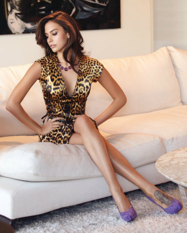 genesis_rodriguez_leopard_dress