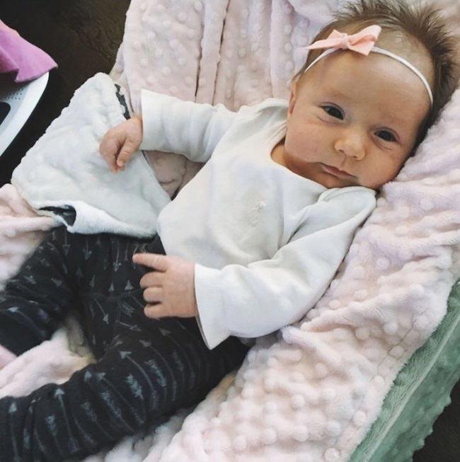 Kristin Cavallari's baby Saylor James