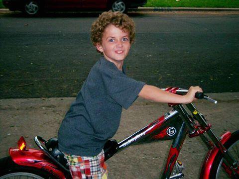 Zach Clayton Childhood image