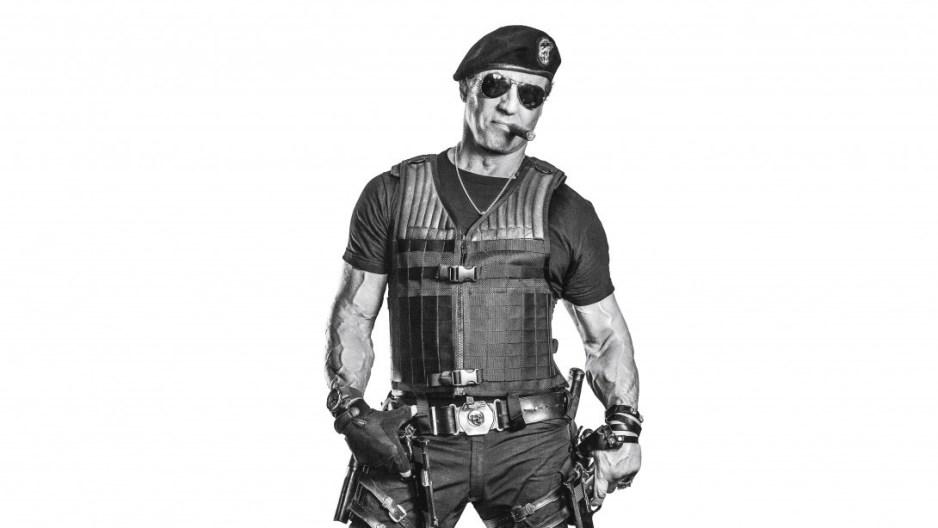 Sylvester Stallone body 1