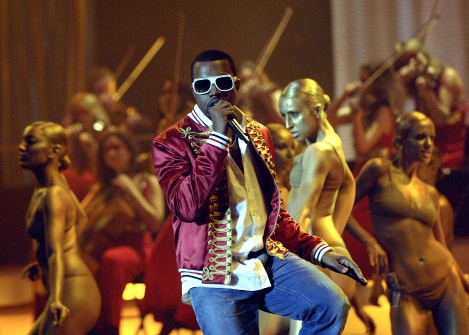 Kanye West Brit Awards