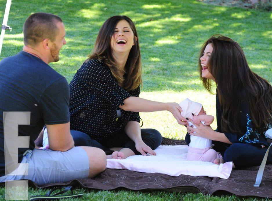 Selena Gomez Mom Sister