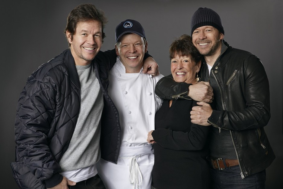 Mark Wahlberg brothers
