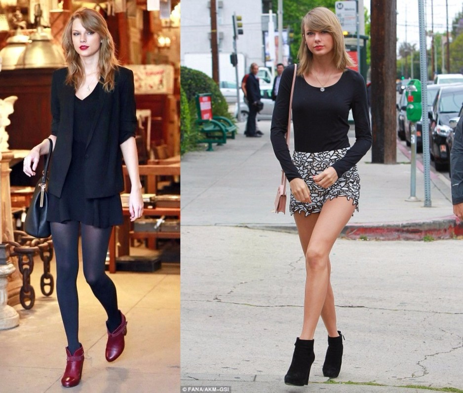 Taylor Swift boots