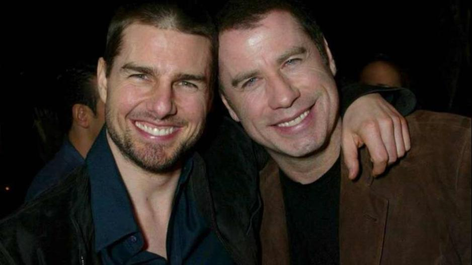 Cruise and Travolta