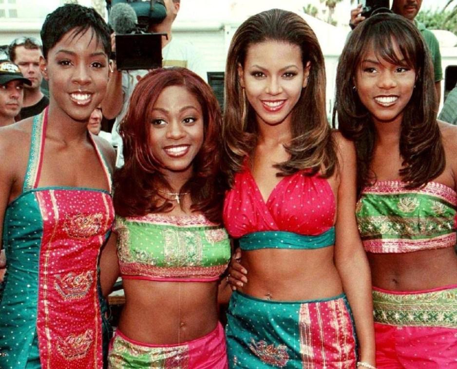 Beyonce Destiny's Child 1