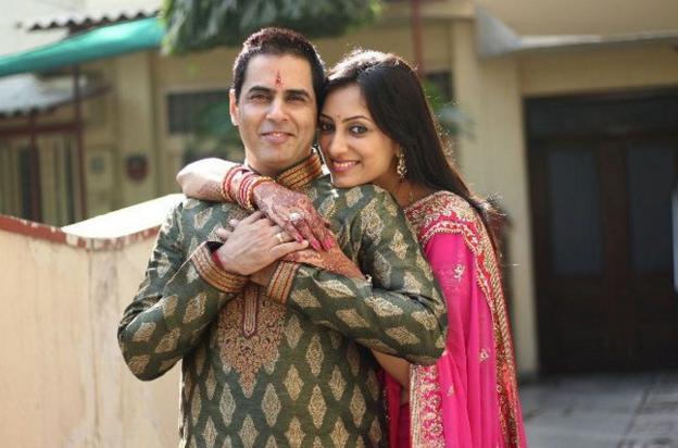Vandana lalwani Aman Verma Wife Wiki Biography Age Height Engagement Pics Husband Biodata Details