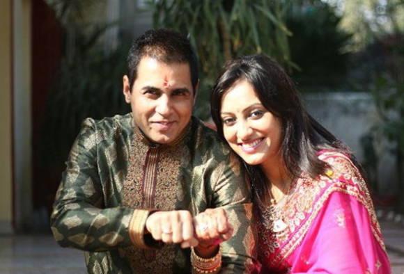 Aman Verma Wife Name