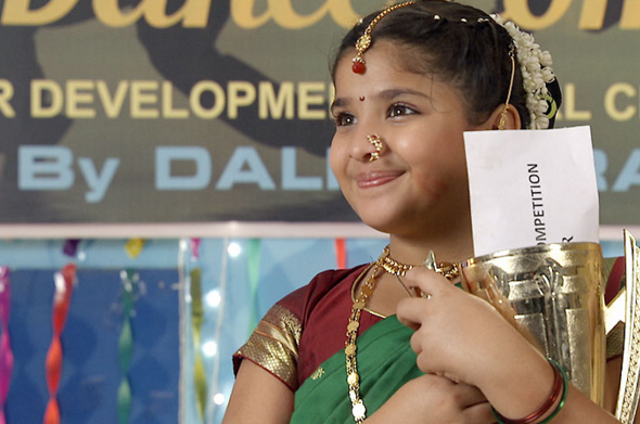 Little Sita in Siya Ke Ram