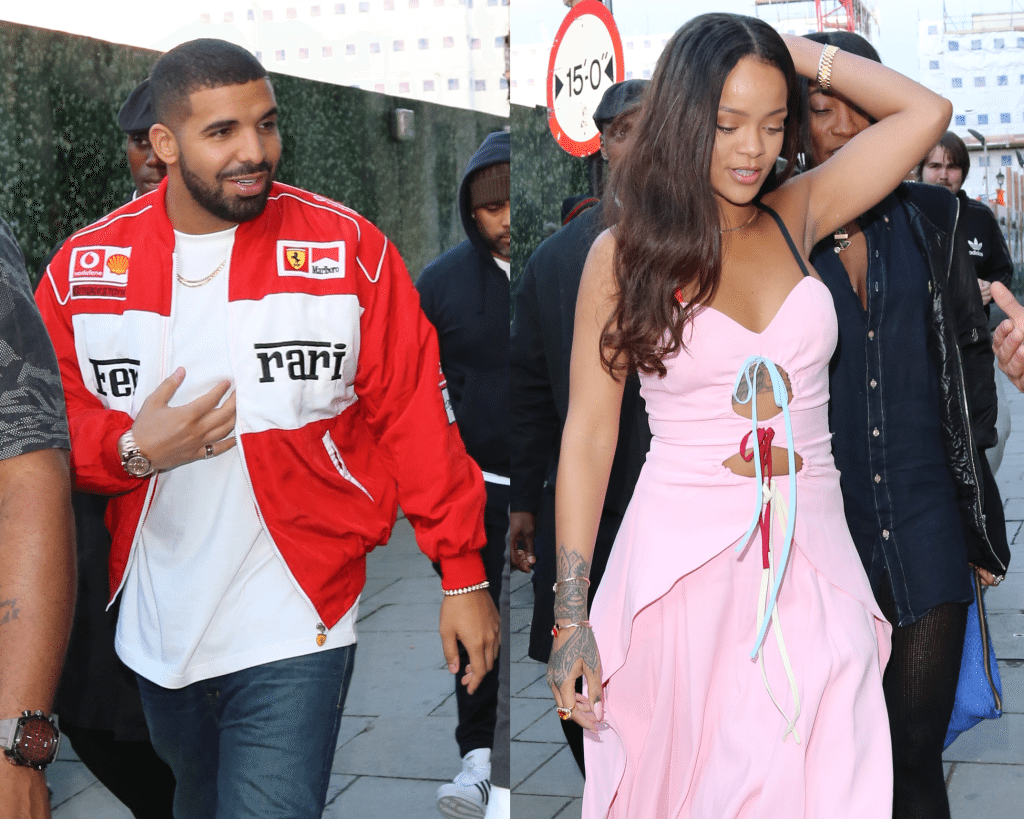 Rihanna's boyfriend drake