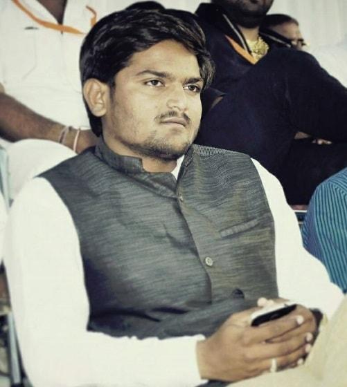 Hardik Patel wiki