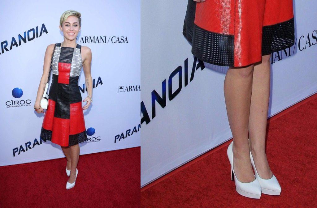 Miley Cyrus Shoe